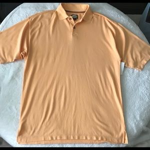 Tommy Bahama Men's Orange Polo